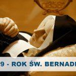 2019 - Rok św. Bernadety