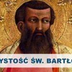 Uroczystość św. Bartłomieja