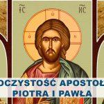 Uroczystość Piotra i Pawła